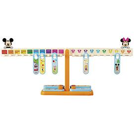学研のディズニー知育玩具<br>ディズニーティンカーキッズ<br>かずのきほん バランスシーソー