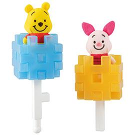 学研のディズニー知育玩具<br>Gakkenニューブロック<br>ディズニーティンカーキッズ<br>くまのプーさんバッグ