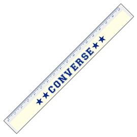 CONVERSE コンバース<br>定規(ホワイト)