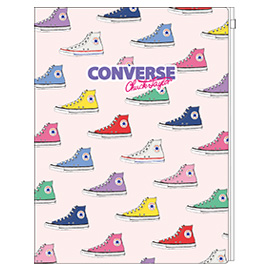 CONVERSE コンバース<br>A4 6ポケットファイル(シューズ)