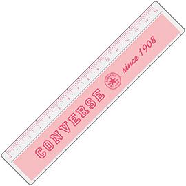 CONVERSE コンバース<br>定規(ピンク)