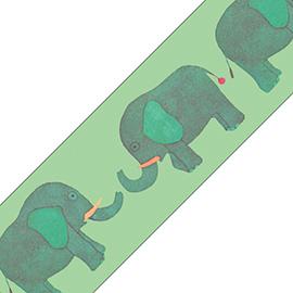 五味太郎<br>マスキングテープ30W(ぞう)