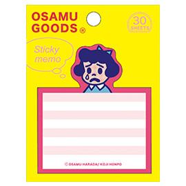 OSAMU GOODS オサムグッズ<br>ダイカット付箋(ベティ)