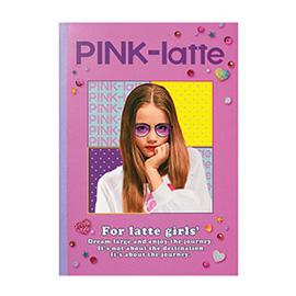 PINK-latte ピンクラテ<br>B5ノート(罫線ガール)