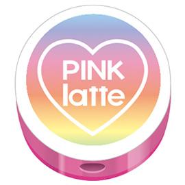 PINK-latte ピンクラテ<br>鉛筆削り(ハート)