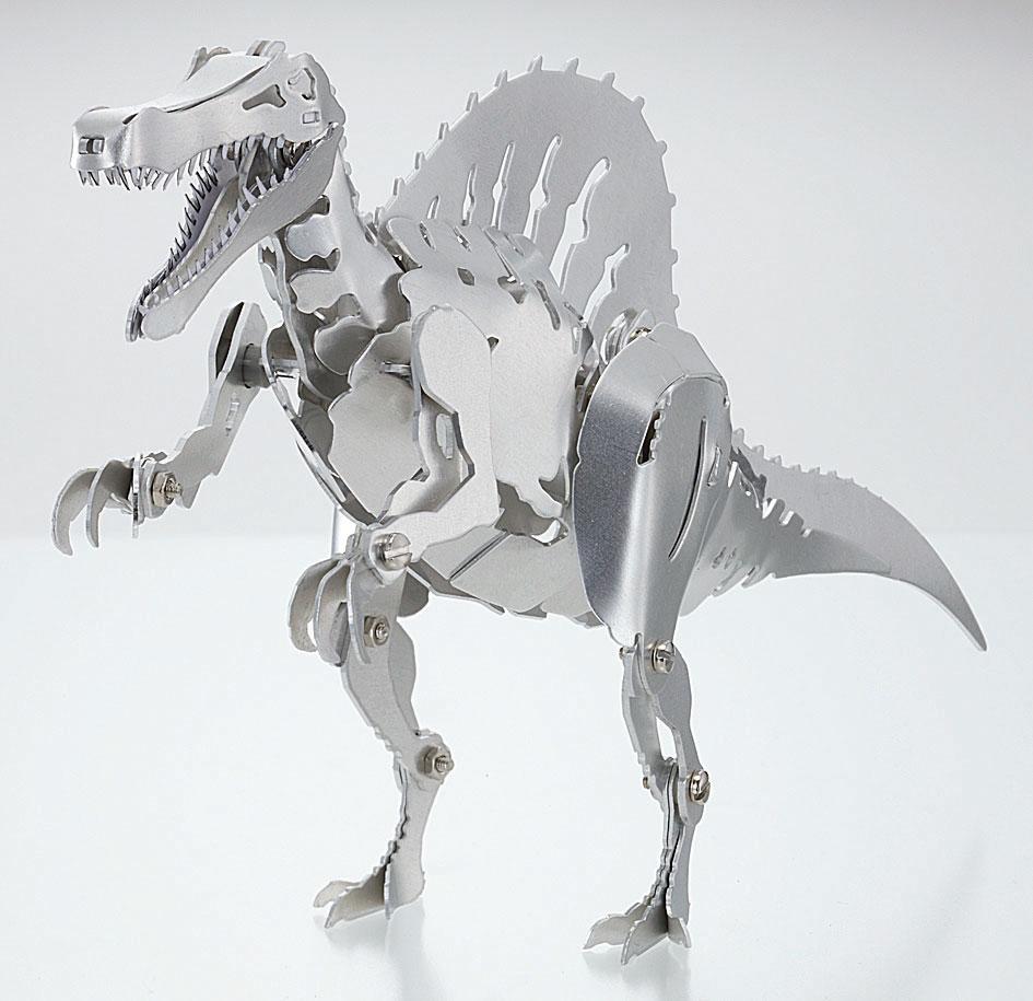 科学と学習PRESENTS<br>メタルディノ スピノサウルス 増補