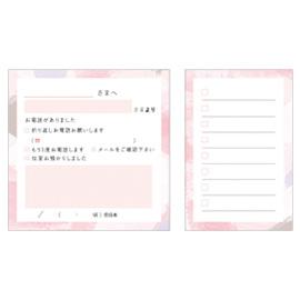 PL卓上電話メモ(PK)プランナーシリーズ