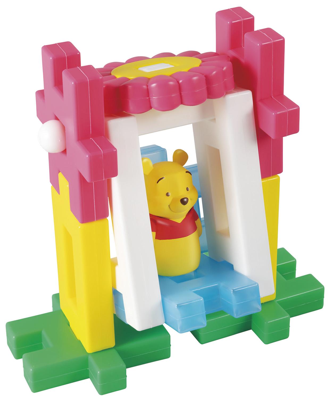 学研のディズニー知育玩具<br>Gakkenニューブロック<br>ディズニーティンカーキッズ<br>くまのプーさんボトル