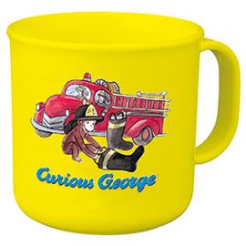C/Gおさるのジョージ<br>ランチコップ(消防車)