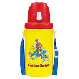おさるのジョージ<br>水筒(自転車)