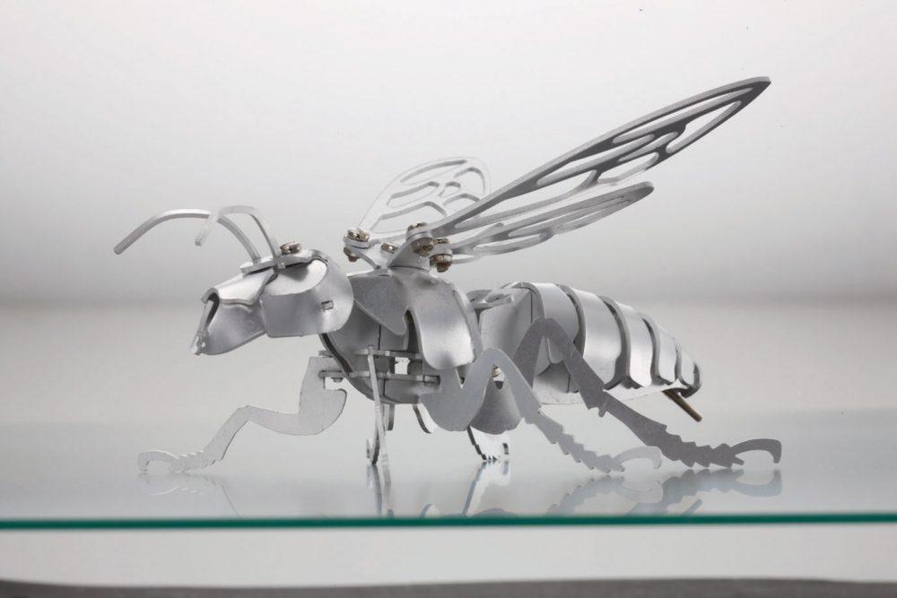 科学と学習PRESENTS<br>メタルキット オオスズメバチ 増補