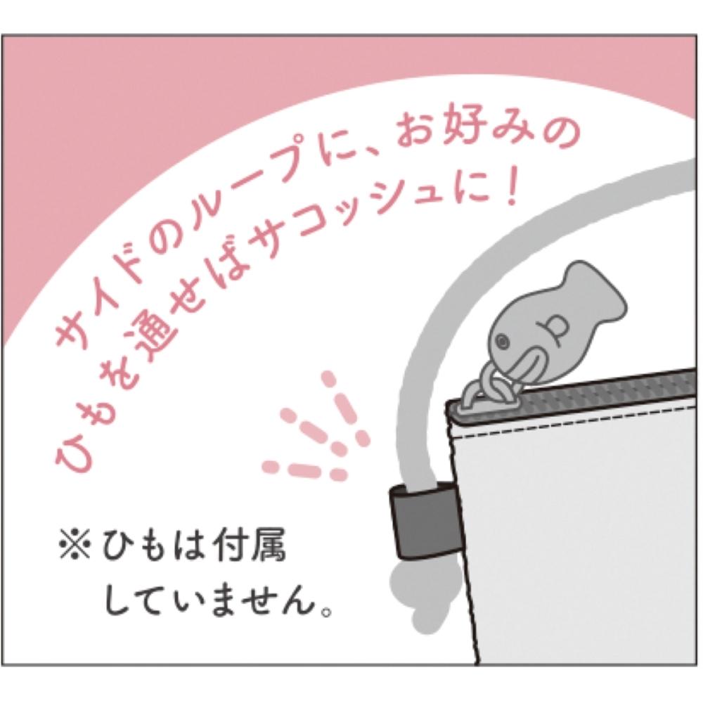 11ぴきのねこ 馬場のぼる<br> ティッシュポーチ(気球)